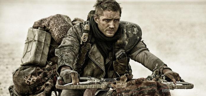 Mad Max: Fury Road (2015) - Top 10 Movies 2015