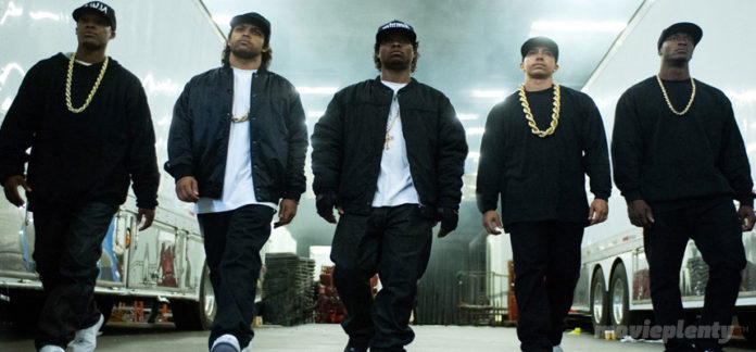 Straight Outta Compton (2015) - Top 10 Movies 2015