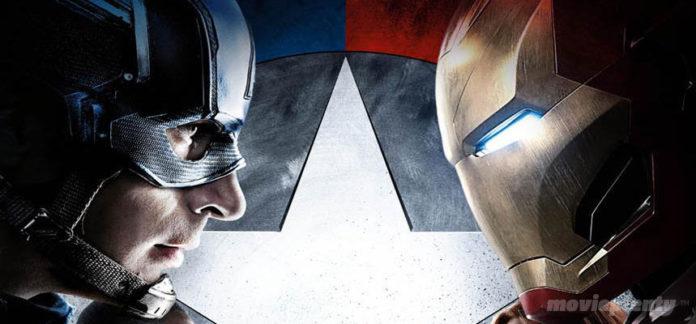 Captain America: Civil War (2016) - Top 10 Movies 2016