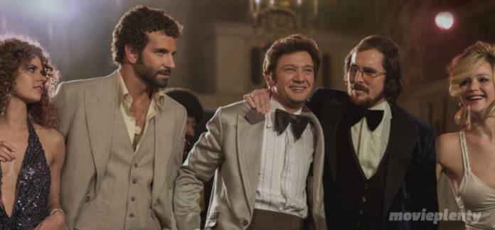 American Hustle (2013) - Top 10 Movies of 2013