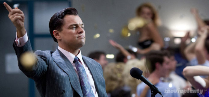 The Wolf Of Wall Street (2013) - Top 10 Movies of 2013