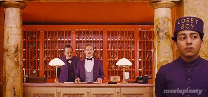The Grand Budapest Hotel (2014) - Top 10 Movies of 2014