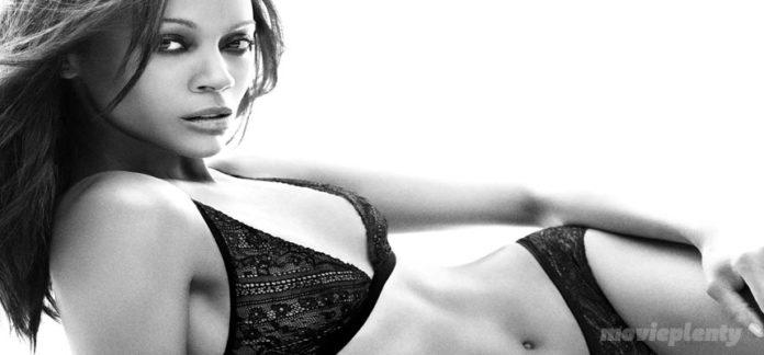 Zoe Saldana - Top 10 Sexiest Actresses