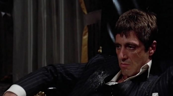 Action movie posters - Scarface