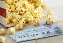 Buy Movie Tickets Online - Virginia