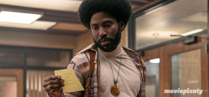 BlacKkKlansman (2018) - Top 10 African-American Movies 2018