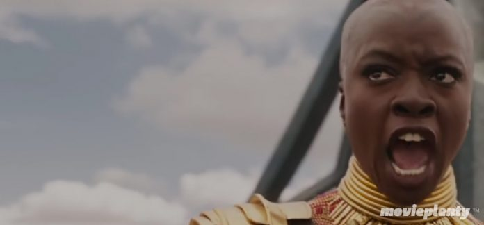 Black Panther (2018) - Top 10 African-American Movies 2018