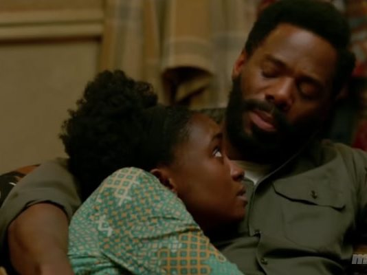 If Beale Street Could Talk (2019) - Top 10 Movies 2019